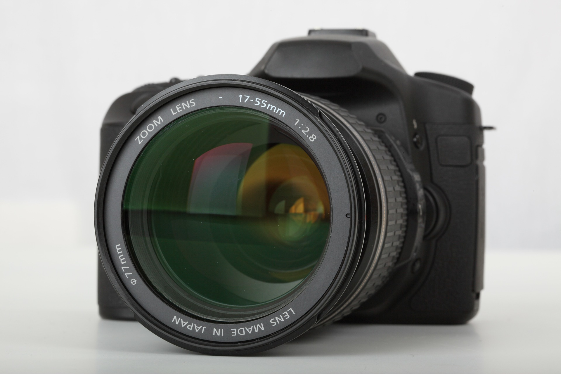 Camera lens to show how to find your lens diameter size to buy the right filter