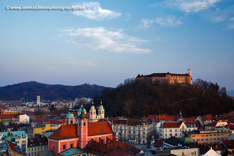 Best View of Ljubljana