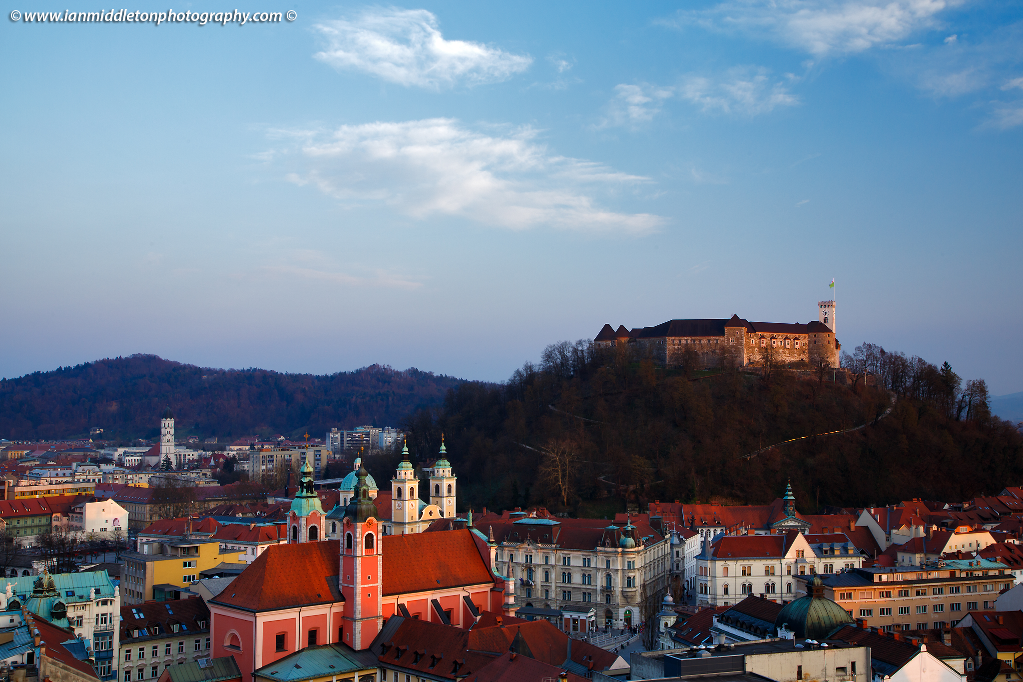 Best View of Ljubljana