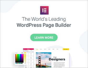 Elementor for wordpress